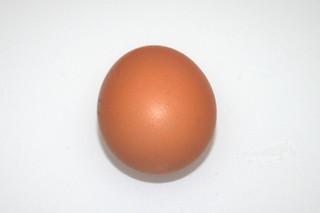 09 - Zutat Hühnerei / Ingredient egg