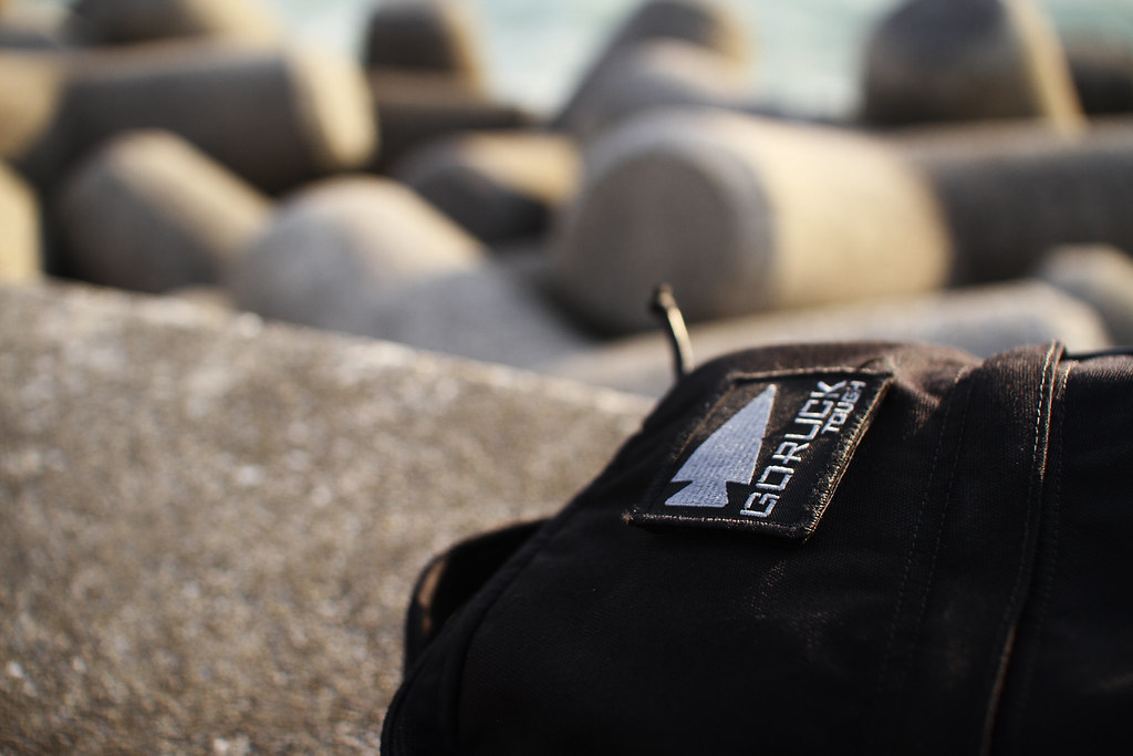 GORUCK GR1, Made in USA