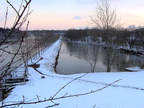 Highland Park View of the Raritan (courtesy of Sustainable Raritan River)