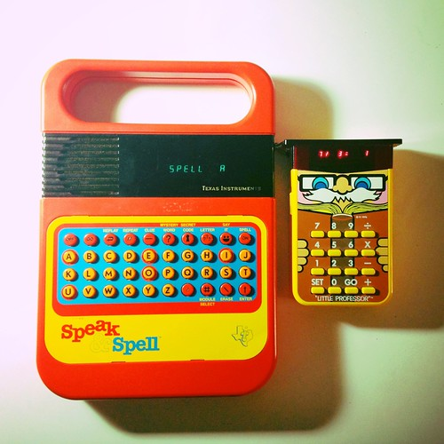 1978 Texas Instruments Speak & Spell