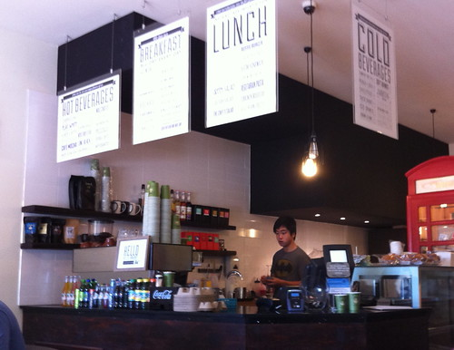 chinchilla coffee house, bankstown