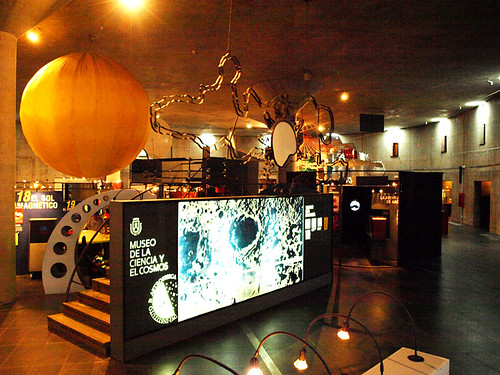 Museum of Science and Cosmos, La Laguna, Tenerife