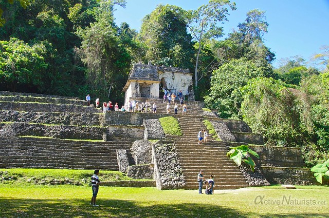 naturist 0021 Palenque, Chiapas, Mexico