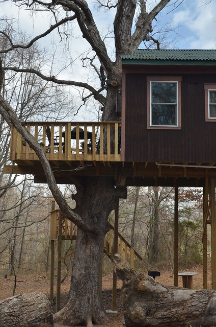 Shawnee National Forest Treehouse Rental Flickr Photo Sharing