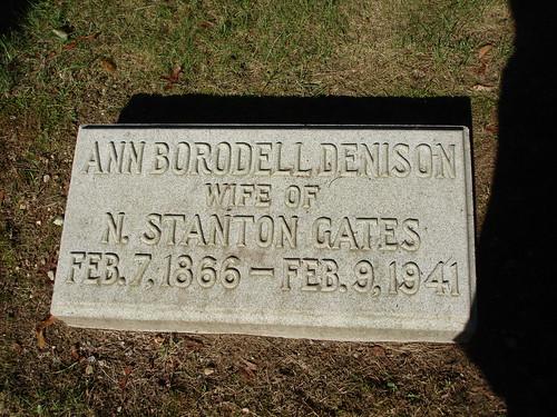 Ann Borodell Denison Gates by midgefrazel