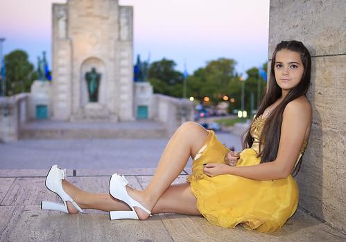Agustina by barnigomez
