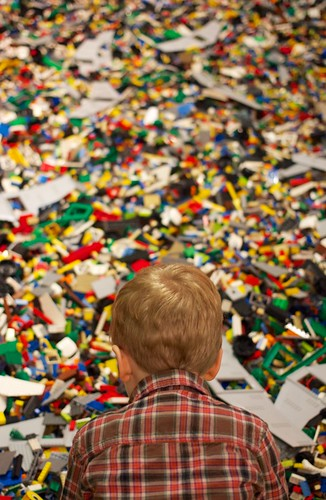 Sea of Legos
