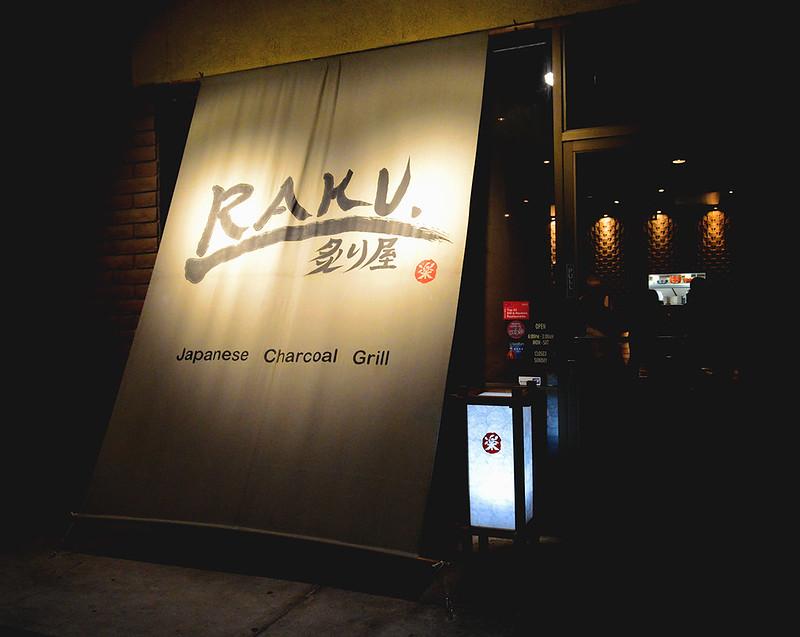 Raku Japanese Charcoal Grill