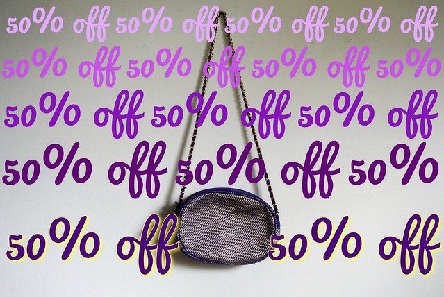 Etsy Vintage Shop Clearance Sale • 50% Off!