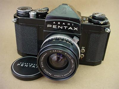 PENTAX影響現代相機工業的光榮歷史(轉載影色無忌)