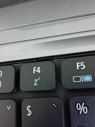 ACER NB keyboard