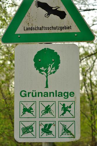Schlosspark Neckarhausen