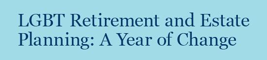 LGBT Retirement