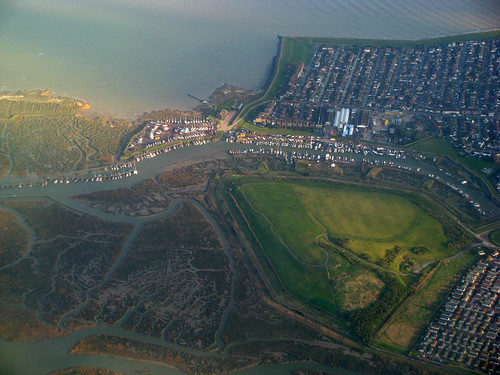 Oyster Creek, Canvey Island, Essex