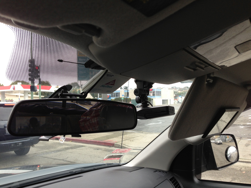 Dash Cam While On The Road - Tundratalk Net