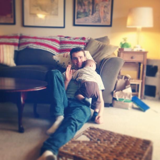 Daddy lovin