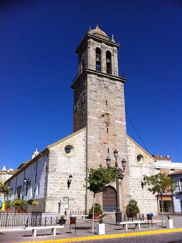 Villanueva de Cordoba iglesia de San Miguel