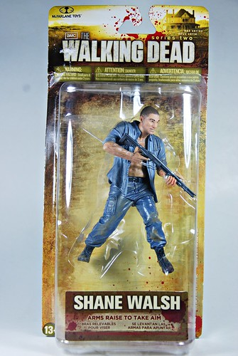 The Walking Dead Series 2: Shane Walsh