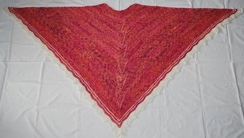 Sahara shawl