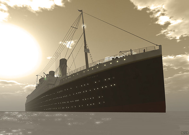 Titanic - Second Life