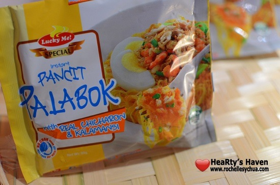 Lucky Me! Special Pancit Palabok Pack