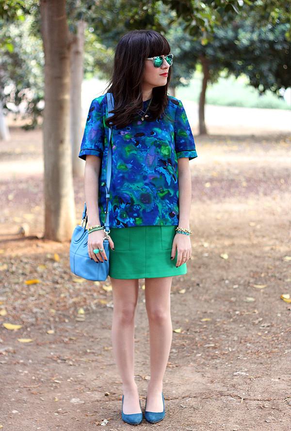 givenchy mini nightingale bag, אפונה בלוג אופנה