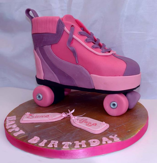 Skate Cakes Images