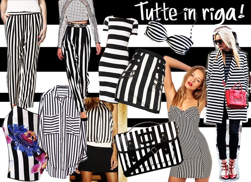 trend spring summer 2013: stripes - righe