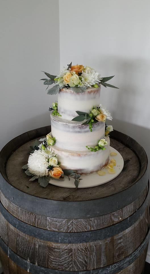Cake by Marah Ianchello of Cake & I