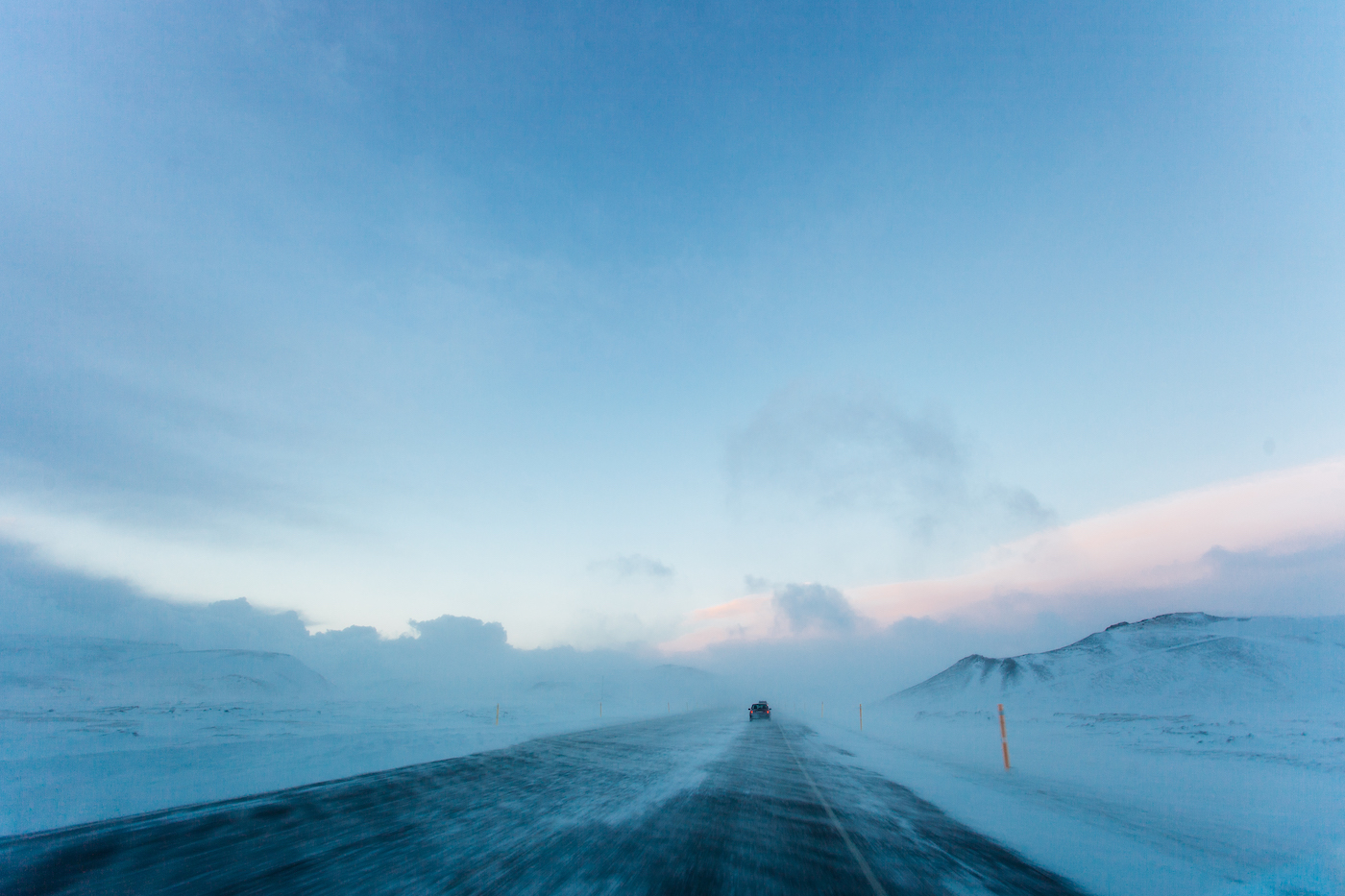 short essay on winters