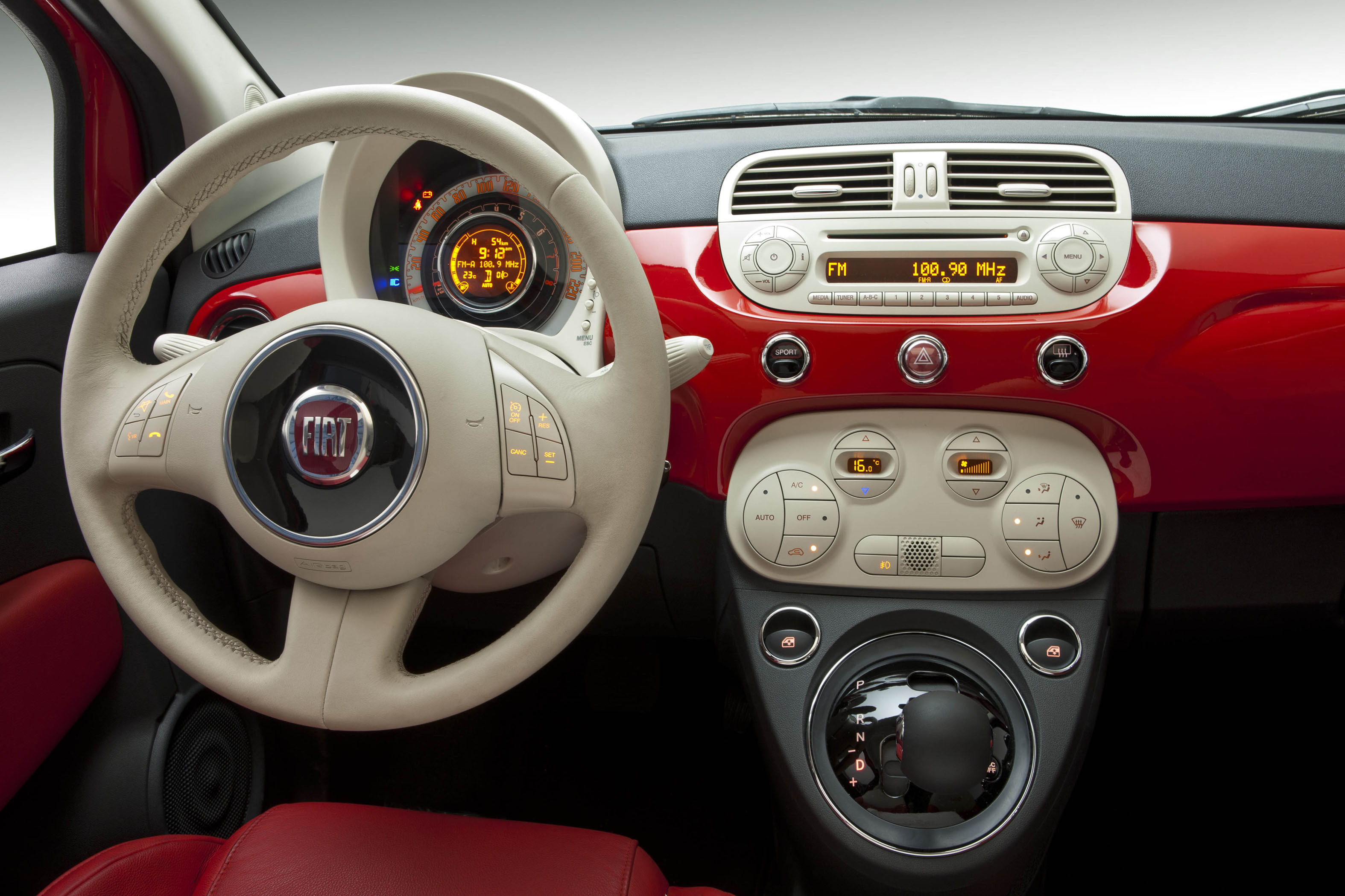 lounge next gear petrol the red fiat