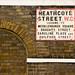 Heathcote Street, WC1 by Tetramesh