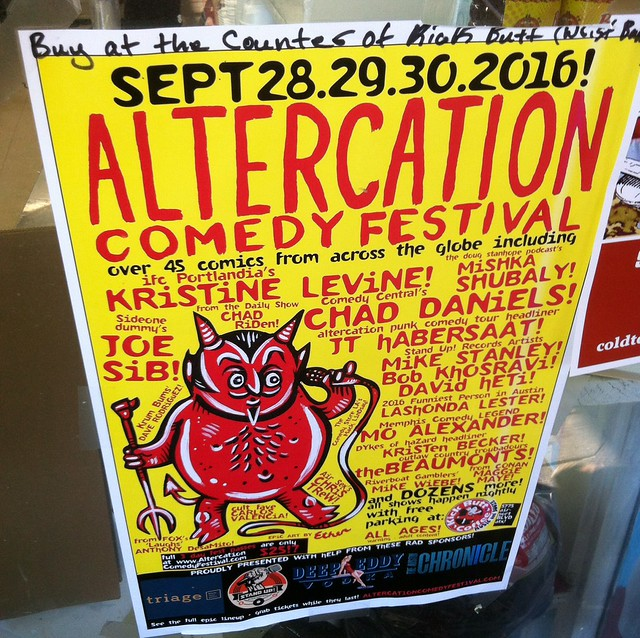 altercation