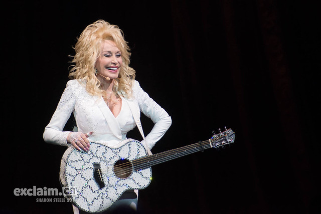 Dolly Parton at Rogers Arena, Vancouver BC, 2016 09 19