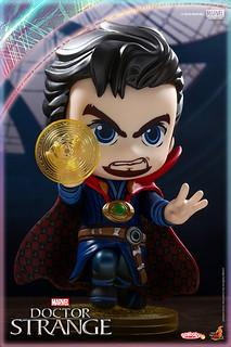 MARVEL 的超級魔法英雄!Hot Toys – 《奇異博士》COSBABY