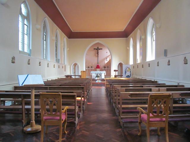Monmouth - St Mary's Catholic Church
