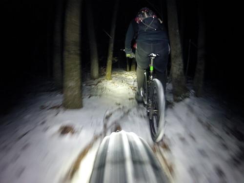 Gambrill Night Ride