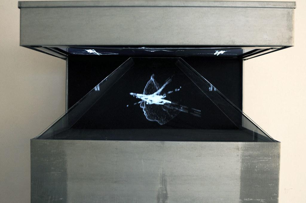 2011 - Résidence Cheoptic Hologram