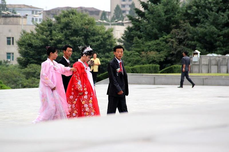 North Korea. People(1)