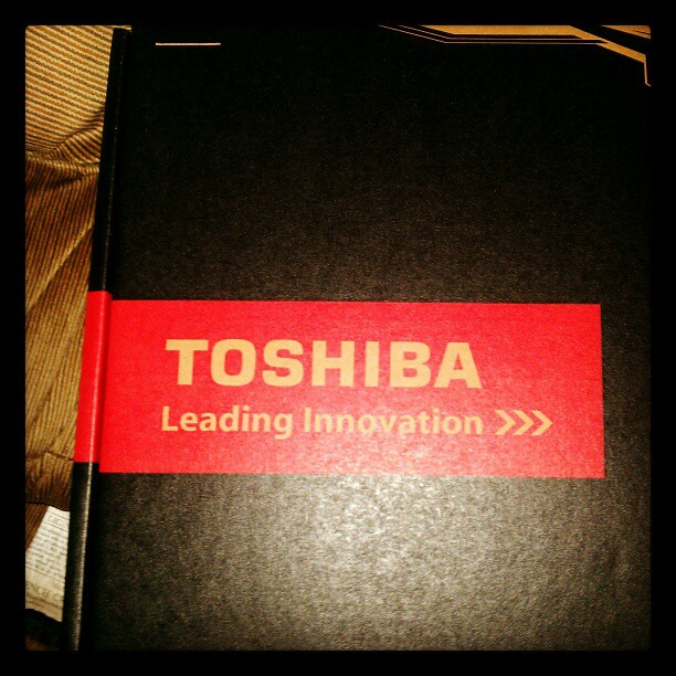 She needs a name. #newlaptop #laptop #toshiba #i7 #17inch #ilovemyhusband