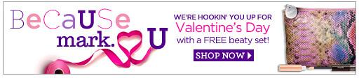 Free mark. Valentine's Day Gift