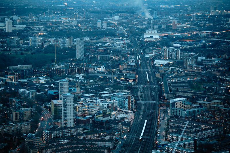 London Blue.