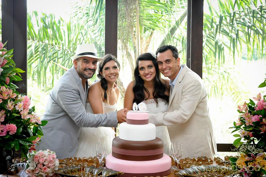 Janaina e Daniel Renza e Gustavo Casamento Duplo em Arujá Sitio 3 irmãos (117 de 195)