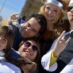 Disfrazados en el Carnaval de Cádiz