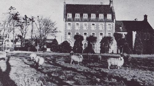 c1958. St Louis Convent Ramsgrange, Co. Wexford, Ireland