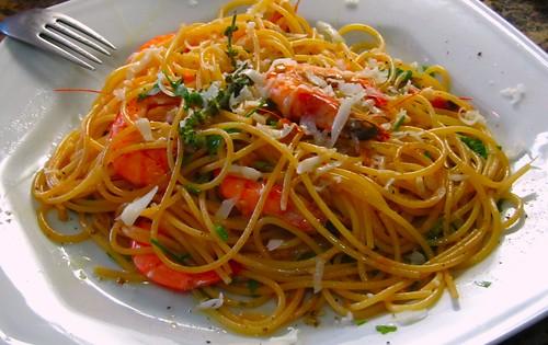 Spagueti Mediterraneo by Sergio Nedal Riss