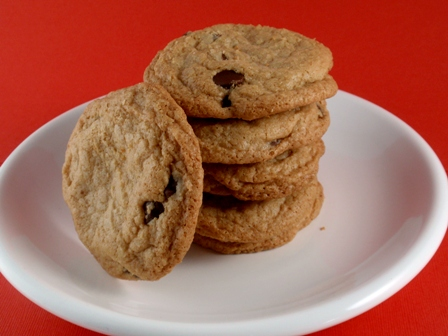 CrispyChocolateChipCookies