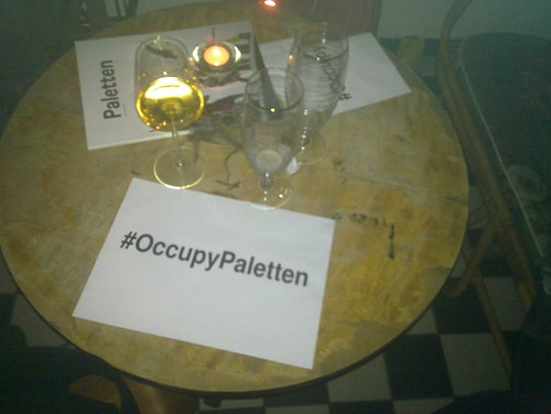 At Paletten launch
