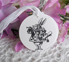 Alice in Wonderland Gift Tag