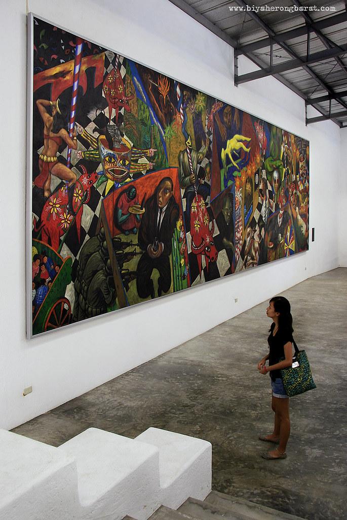 Karnabal salingpusa Pinto Art Museum Silangan Gardens Antipolo City, Rizal Province